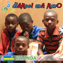 DiAMocI unA Mano – Rwanda