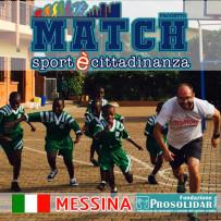 Progetto MATCH – Sport è Cittadinanza