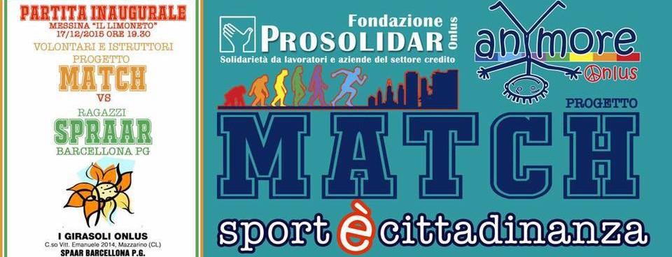 Gli aggiornamenti dal progetto MATCH – Sport è Cittadinanza