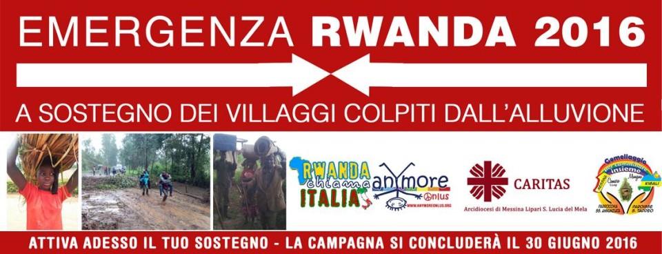 Emergenza Rwanda 2016